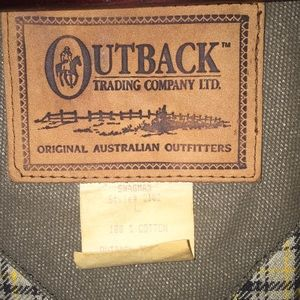 Outback Trading Conpany Jackets & Coats - Outback Trading Company Swagman Size L style 2102
